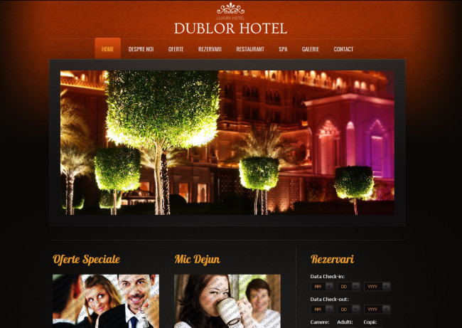 creare-site-hotel