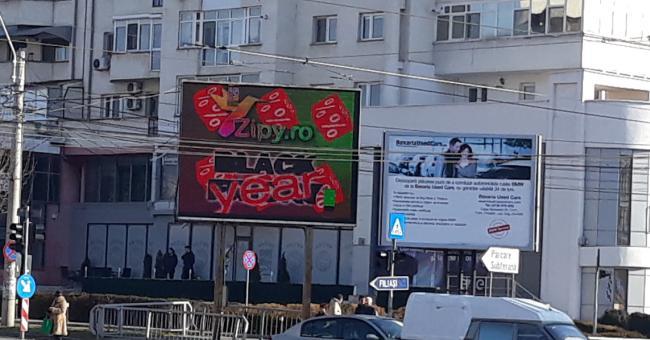Publicitate outdoor Craiova